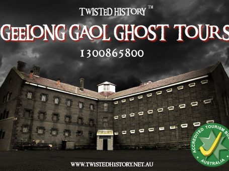 Geelong Gaol Ghost Tours (Twisted History)